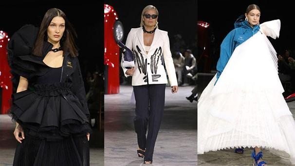 Paris Moda Haftasından Seçmeler…