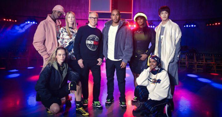 Londra Moda Haftasında Tommy Hilfiger Rüzgarı